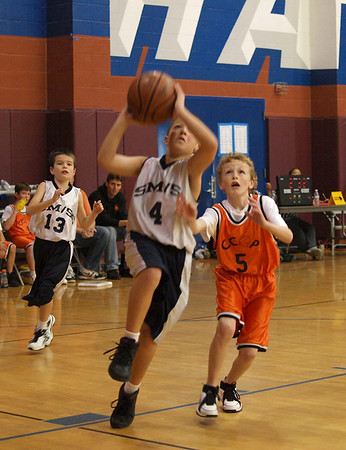 Zach Basketball 2007