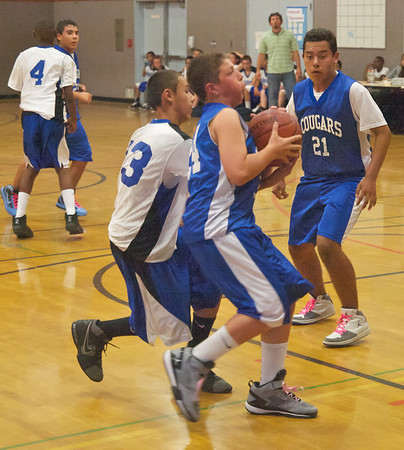 Zach Basketball 2011