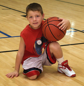 Zach Basketball Camp