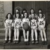 Girls Basketball Team in 1945 (01073)