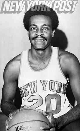 Eugene Short New York Knicks. 1975