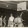 Young Men Playing Basketball I (01075)