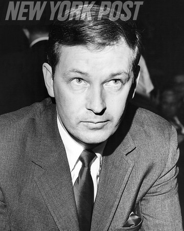 Ted Owens, Coach of Kansas University men's basketball team.