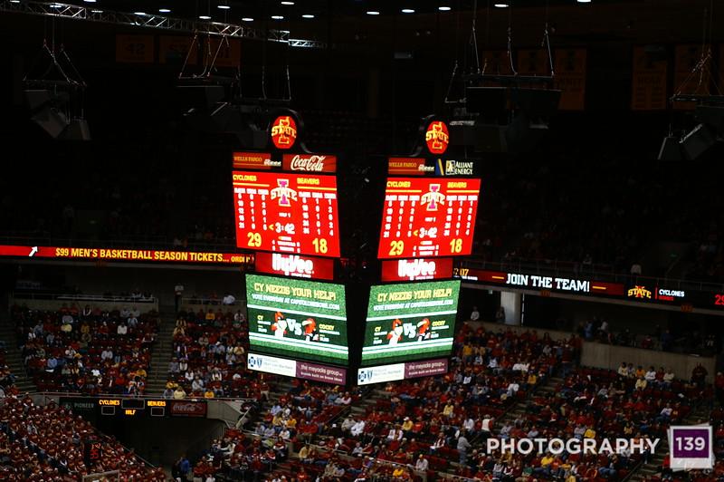 Iowa State vs. Oregon State - 2008