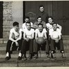 Holy Cross Boy's Basketball Team, 1947 (01079)