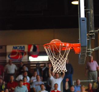 The winning basket!  Samford vs Jax State (6 JAN 2007)