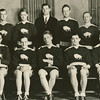 University at Buffalo Varsity basketball, 1934-1935.