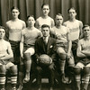 University at Buffalo Freshman basketball, 1922-1923.