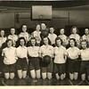 1945 Holy Cross Girls Basketball Team (01072)