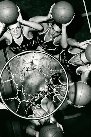 University at Buffalo basketball, 1958-1959.