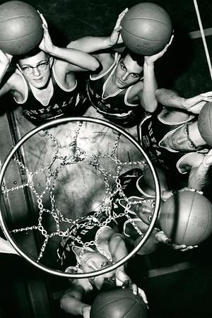 University at Buffalo basketball, 1958-1959.