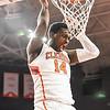 NCAA BASKETBALL: JAN 22 Virginia Tech at Clemson