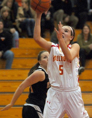 Batavia vs. St. Charles East girls basketball