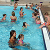 Diane Raver | The Herald-Tribune<br /> ABOUT 160 are registered to take free morning swimming lessons every Thursday between June 12-July 31.