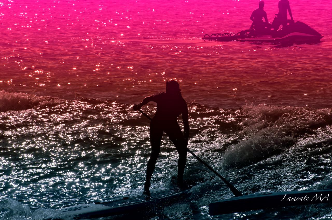 Wahine Pink Midnight
