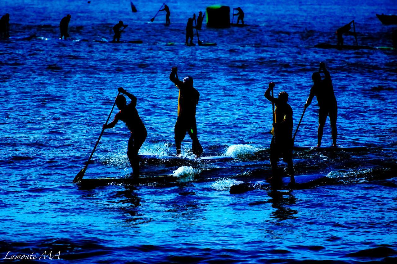 Midnight Paddle