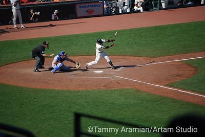 Giants-Dodgers Sep 2008