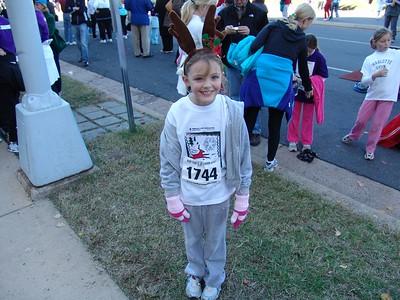 Bayley's 5k Run