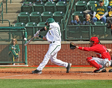 A Baylor successful hit.