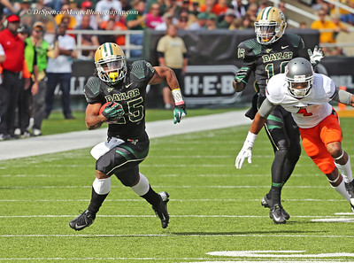 Seastrunk means spectacular in my book. This guy is listed as a sophomore. Yea, two more years with him. Also 2 more years with Levi Norwood as receiver as well. We have a bright future ahead for Baylor.