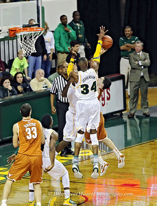 Corey Jefferson denying another 2 points against UT.