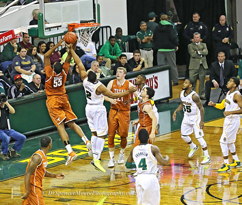 Rico Gathers with a great block shot against UT, and from behind. the hardest to pull off.