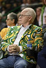 A Baylor Super Fan and the best jacket ever.