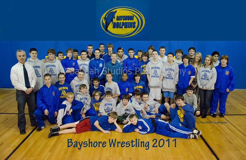 2011Feb17_Bayshore Middle School Wrestling Team Photo © 2011 Saydah Studios_6362