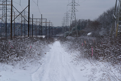 Our Charles River trail!