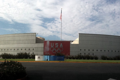 Olympic Training Center - Main Entrance