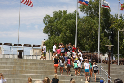 Day 1 - Olympic Training Center Walking Tour.