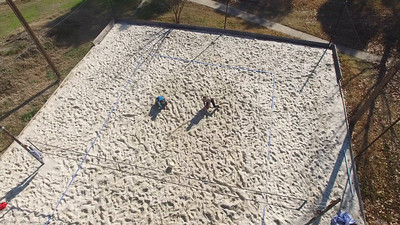 bracket play - watch big shadows play volleyball