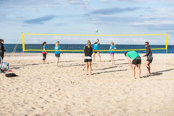 Beach sport - volleyball