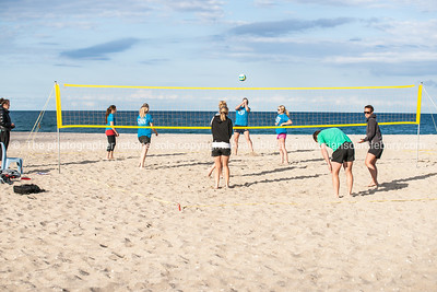 Beach sport - volleyball