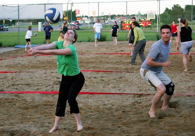 Beach Volleyball - 20-Jun-2005