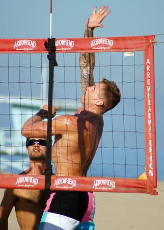 Beach Volleyball Santa Monica