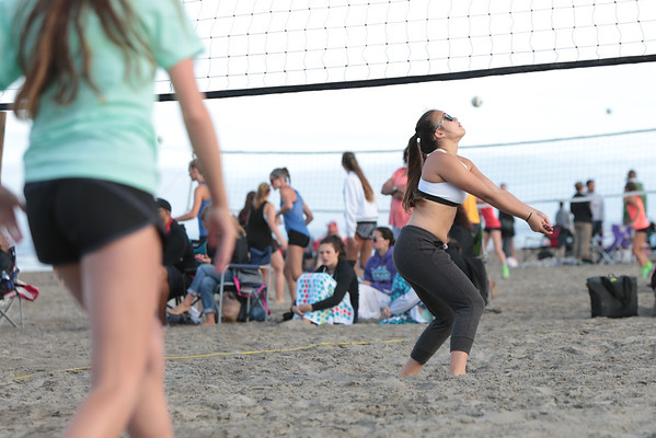 Beach Volleyball Seaside August 2015