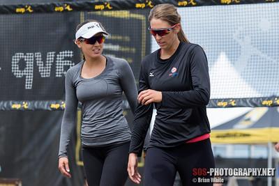 Betsi Metter Flint, Kelley Larsen
