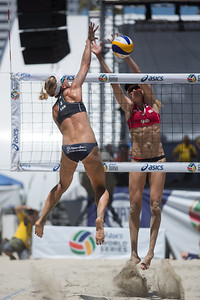 Heather Bansley, Kerri Walsh Jennings