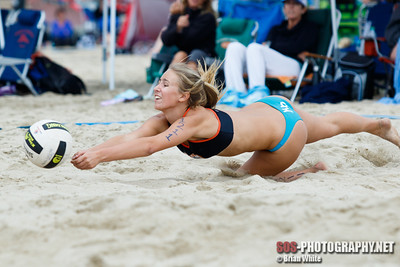 Get Noticed Beach Volleyball
