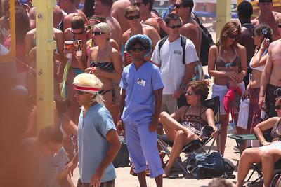 2009 Charlie Saikley 6-Man Beach Volleyball Tournament - Manhattan Beach, CA