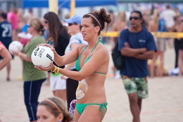 2010 Charlie Saikley 6-Man Beach Volleyball Tournament - Manhattan Beach, CA