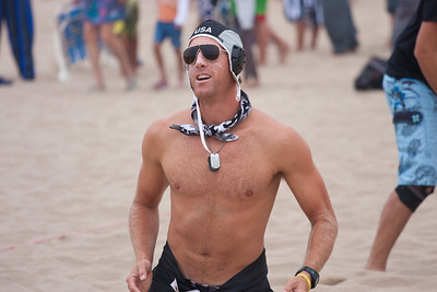 2010 Charlie Saikley 6-Man Beach Volleyball Tournament - Manhattan Beach, CA