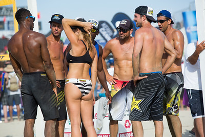 2014 World Series of Beach Volleyball Co-Ed 4's (7/26/2014)