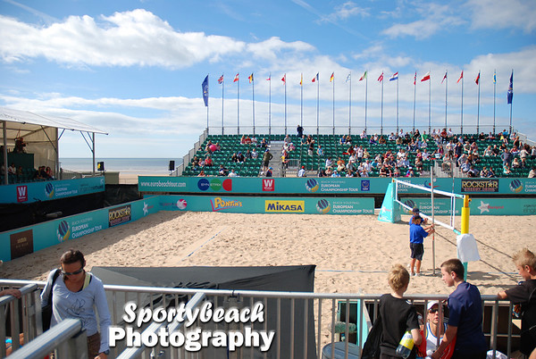 CEV Beach volleyball