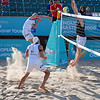 CEV Beach volleyball - Patrick Heuscher and Sascha Heyer