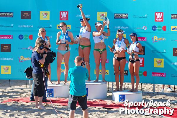 CEV Beach volleyball
