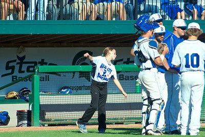 Beal City Semis Win