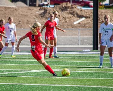 BRHS VS Ridgeline Soccer-1