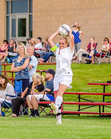 BRHS Girls Soccer VS Malad-214